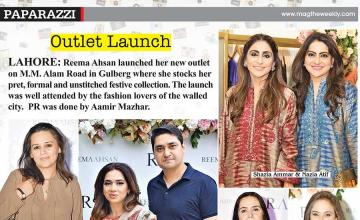 Outlet Launch