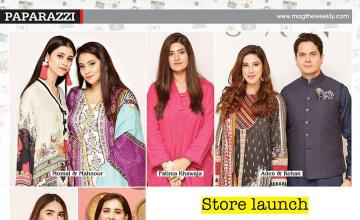 Store launch