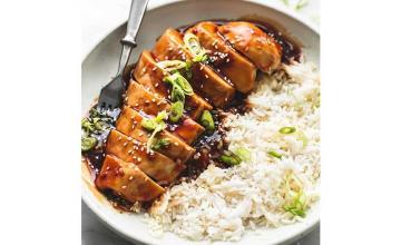 Chicken Teriyaki