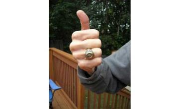 Man reunited with class ring after 48 years