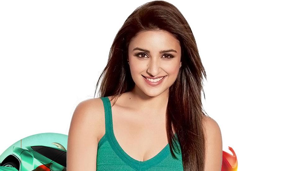 Parineeti Chopra looks promising in The Girl on the Train