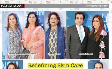Redefining Skin Care