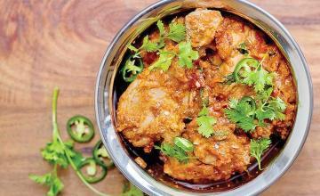 Special Chicken Karahi