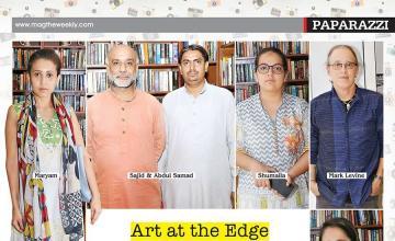 Art at the Edge
