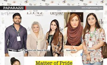 Matter of Pride