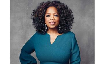 Oprah to give $13 million for college scholarship programme