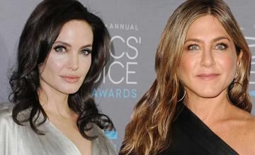Angelina Jolie is insanely jealous over Jennifer Aniston's career