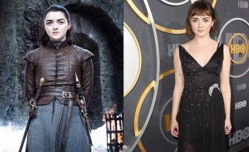 Maisie Williams says playing Arya Stark made her 'ashamed' of her body