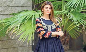 Zubab Rana gears up for her next dramatic venture