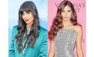 Jameela Jamil and Model Sara Sampaio are in a Twitter fight
