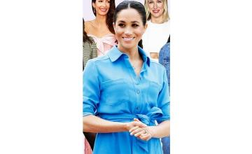 Duchess Meghan says first year of marriage has been difficult