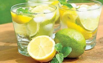 Citron Presse (French Lemonade)