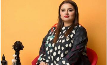 60 SECONDS WITH FAIZA SALEEM
