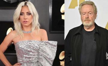 Lady Gaga, Ridley Scott team up for film on Gucci family murder