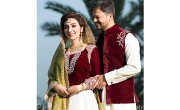 Aisha Khan and Major Uqbah welcome their first born