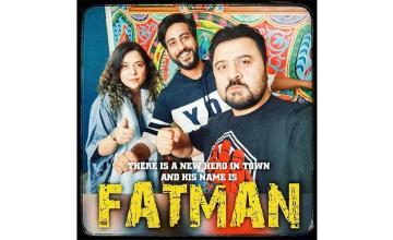 Meet the leading man for Fatman; the versatile Ahmed Ali Butt
