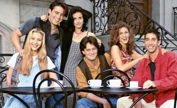 A FRIENDS reunion in the works?