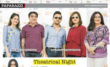 Theatrical Night