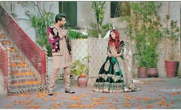 Momina Mustehsan dropped a new track 'Baari' with Bilal Saeed