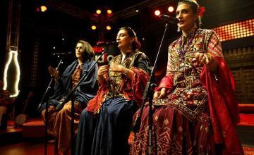 Harsakhiyan sisters croon an ode to nature in Tiri Pawanda