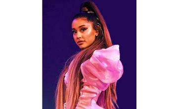 Ariana Grande surprises fans with an album as the year ends