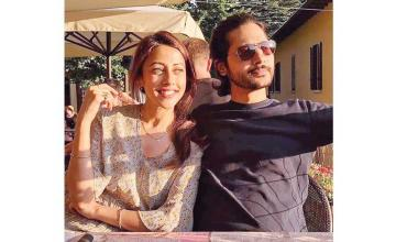Ainy Jaffri surprises her fans with the announcement of her first born