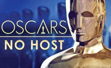 The Oscars going host-less once again