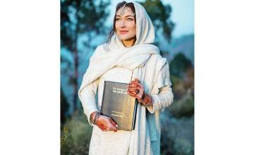 Canadian biker Rosie Gabrielle accepted Islam after exploring Pakistan