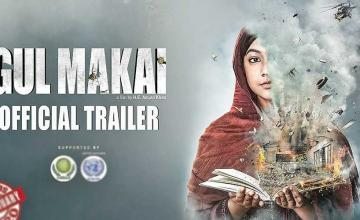 Trailer of the much awaited Gul Makai is out!