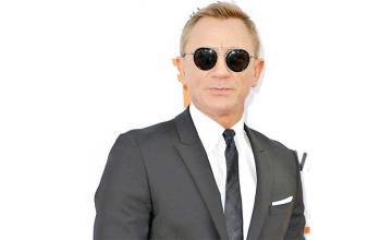 Daniel Craig bids an emotional adieu to James Bond series