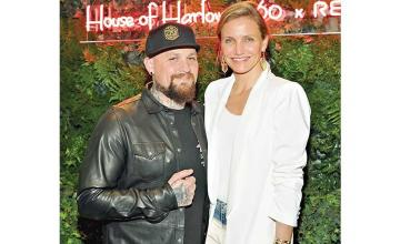 Cameron Diaz and Benji Madden blessed with a baby girl