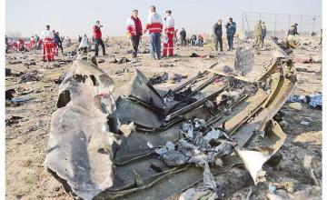 Iran admits 'unintentionally' shooting down Ukraine plane, killing 176 people