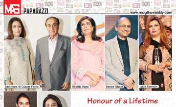 Honour of a Lifetime