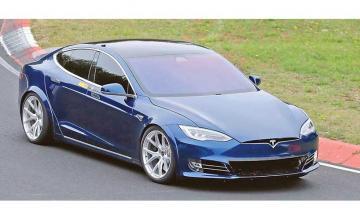 "Future Tesla will ""talk"" to pedestrians?"