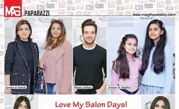 Love My Salon Days!