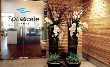 Spa Escale Santé, Montreal