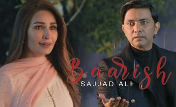 Sajjad Ali hits the right strings with his latest single