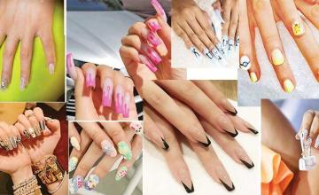 Nailspiration from the stars