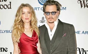 Amber Heard in a shocking audio clip admits assaulting ex-husband Johnny Depp