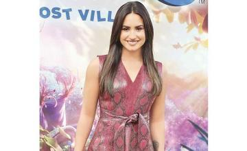 Demi Lovato reveals her latest tattoo that signifies her dark past