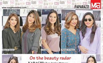 On the beauty radar