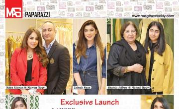 Exclusive Launch