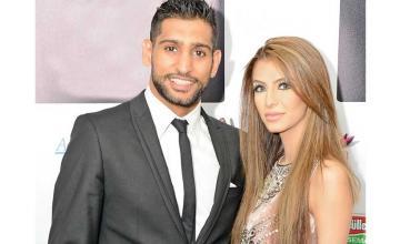 Amir and Faryal have a boy!