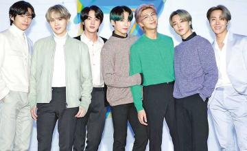 BTS drops new album about overcoming doubt and fears