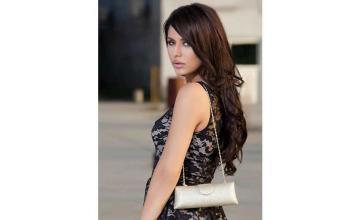 Former supermodel Ayyan Ali is back on social media