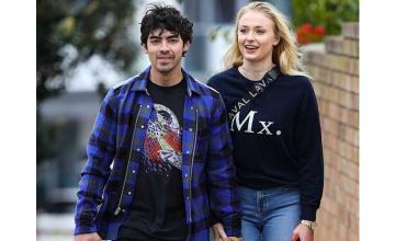Sophie Turner and Joe Jonas on a baby shopping spree