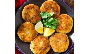 Potato Cutlets