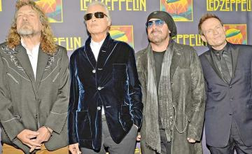 Led Zeppelin wins copyright suit for Stairway to Heaven