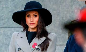 Meghan Markle on her final royal duty engagement channeled Princess Diana