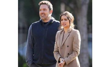Ben Affleck sparked link-up rumours with Ana De Armas